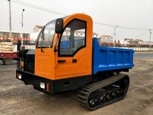 小型渣土运输车